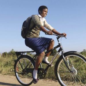 Bicycles and Repair Kits